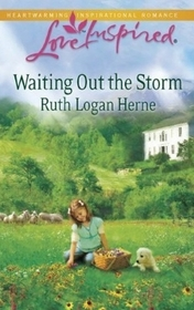 Waiting Out the Storm (North Country, Bk 2) (Love Inspired, No 575)