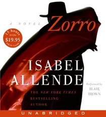 Zorro (Audio CD) (Unabridged)