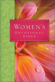 NIV Womens Devotional Bible -- Compact