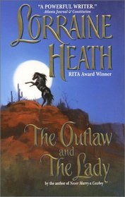 The Outlaw and the Lady (Daughters of Fortune, Bk 1)