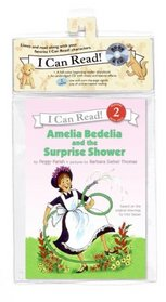Amelia Bedelia and the Surprise Shower Book and CD (I Can Read Book 2)