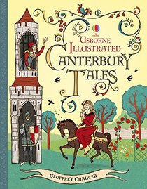 Illustrated Canterbury Tales (Illustrated Story Collections)