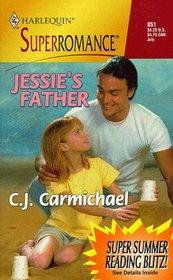 Jessie's Father (Family Man) (Harlequin Superromance, No 851)