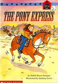 The Pony Express (At-Home Phonics)