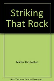 Striking that rock: Sydney Carter and Donald Swann in an exploration of the Holy Land
