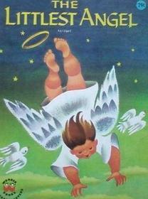 The Littlest Angel VINTAGE Abridged Children's Book 1960