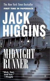 Midnight Runner (Sean Dillon, Bk 10)