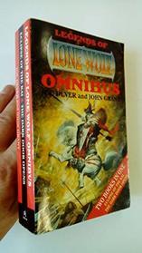 Legends of Lone Wolf Omnibus: