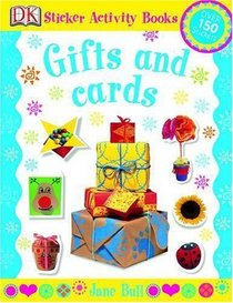 Gifts and Cards: Sticker Activity Book (Sticker Activity Books)