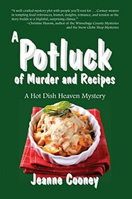 A Potluck of Murder and Recipes (Hot Dish Heaven Mystery)