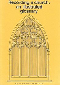 Recording a Church: An Illustrated Glossary