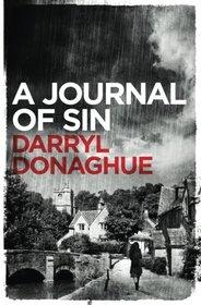 A Journal of Sin: A Sarah Gladstone Thriller Book 1 (Volume 1)