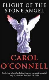 Flight of the Stone Angel (Kathleen Mallory, Bk 4) (aka Stone Angel)