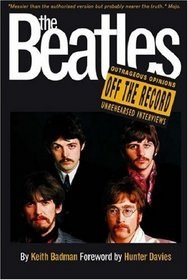 Beatles Off The Record (Omnibus Press)