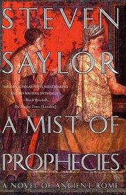 A Mist of Prophecies (Roma Sub Rosa, BK 9)