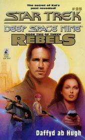 The Courageous: Rebels Trilogy, Book 2 (Star Trek: Deep Space Nine, No. 25)