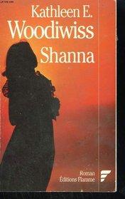 Shanna The Blazing Novel of Eternal Love