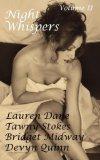 Night Whispers, Vol  II: Sleight of Hand / Hot Gossip / Public Domain / One Naughty Night
