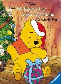 Eine Weihnachts�berraschung f�r Winnie Puuh.