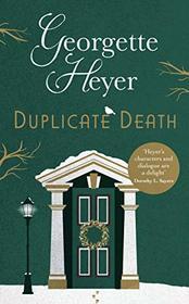 Duplicate Death (Inspector Hemingway, Bk 3)