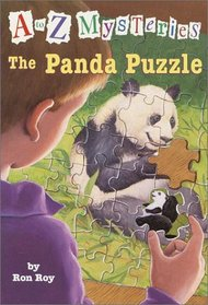 The Panda Puzzle (A to Z Mysteries, Bk 16)