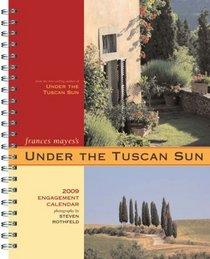 Under the Tuscan Sun 2009 Engagement Calendar