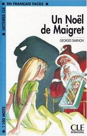 Un Noel de Maigret. Mit Materialien.
