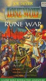 Rune War (Lone Wolf - New Order Series)