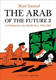 The Arab of the Future, volume 2
