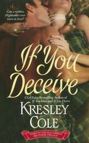 If You Deceive (MacCarrick Brothers, Bk 3)