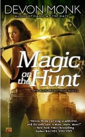 Magic on the Hunt (Allie Beckstrom, No 6)