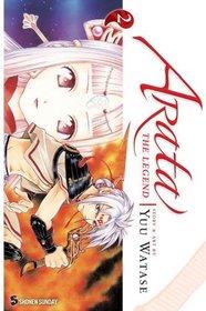 Arata: The Legend, Vol. 2