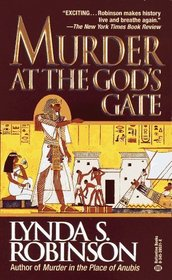 Murder at the God's Gate (Lord Meren, Bk 2)