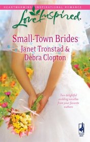 Small-Town Brides: A Dry Creek Wedding / A Mule Hollow Match (Love Inspired, No 495)