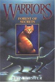 Forest of Secrets (Warriors, Bk 3)