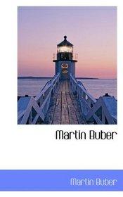 Martin Buber (Czech Edition)