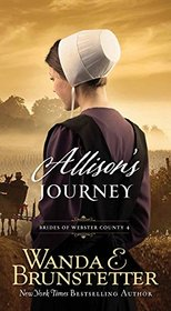 Allison's Journey (Brides of Webster County, Bk 4)