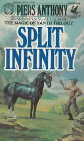 Split Infinity (Apprentice Adept, Bk 1)