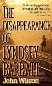 The Disappearance of Lyndsey Barratt