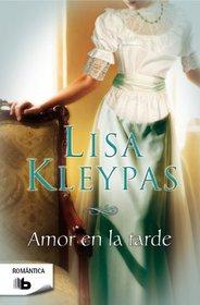 Amor en la tarde (Spanish Edition)