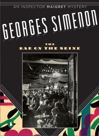 The Bar on the Seine (Penguin Mysteries)