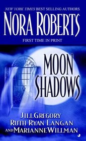 Moon Shadows: Wolf Moon / The Moon Witch / Blood on the Moon / West of the Moon