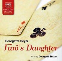 Faro's Daughter (Audio CD) (Unabridged)