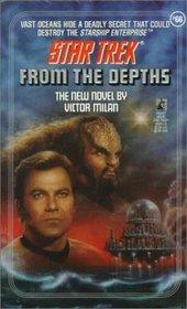 From the Depths (Star Trek, Book 66)