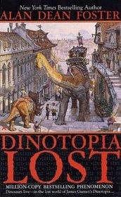 Dinotopia Lost
