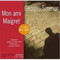Mon Ami Maigret : 2 audiocassettes