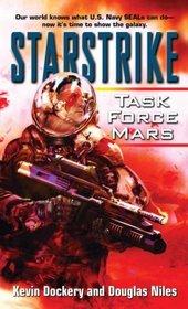Task Force Mars (Starstrike, Bk 1)