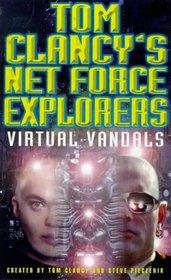 Tom Clancy's Net Force Explorers: Virtual Vandals
