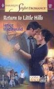 Return to Little Hills (Going Back) (Harlequin Superromance, No 1201)