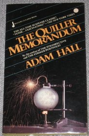 The Quiller Memorandum
